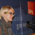 Anja Güll, Kreisrätin und stellvertretende Juso-Vorsitzender der SPD im Landkreis Dachau