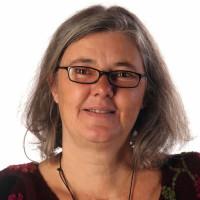 Porträtfoto von Hildegard Schöpe-Stein