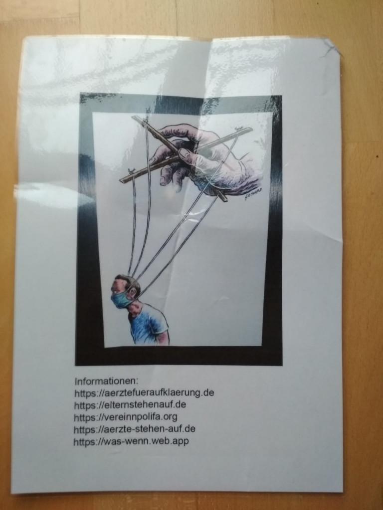 Plakat Marionette